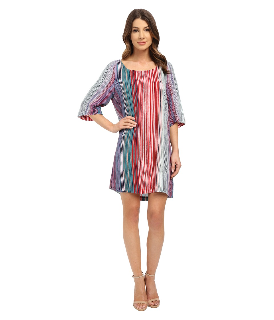 Splendid - Sunstone Stripe Dress (Multi) Women's Dress