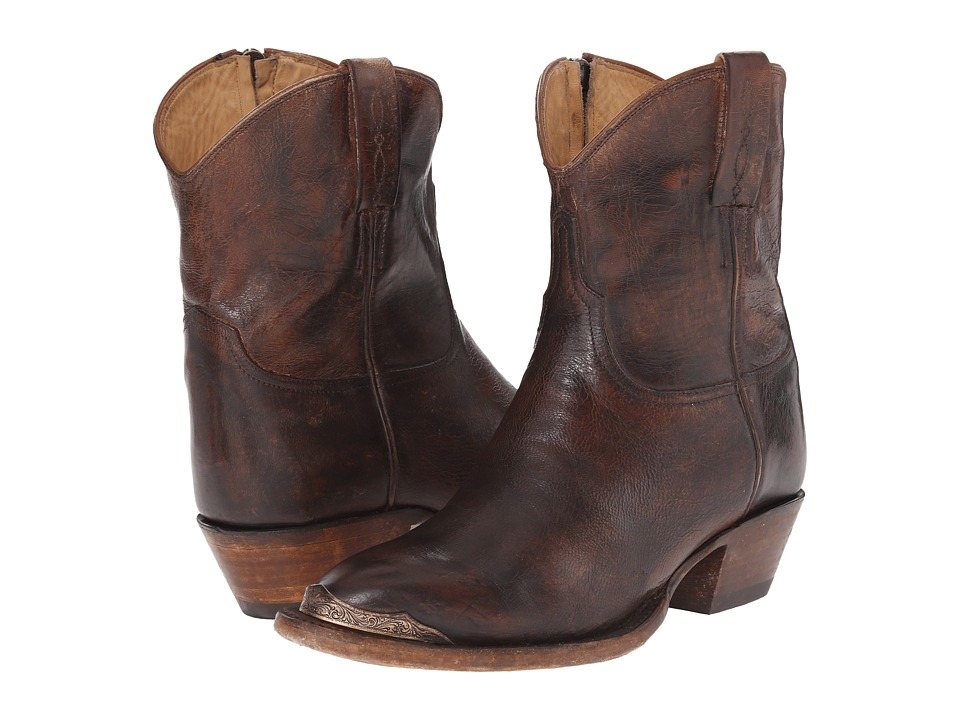Lucchese - Ava (Tan) Cowboy Boots