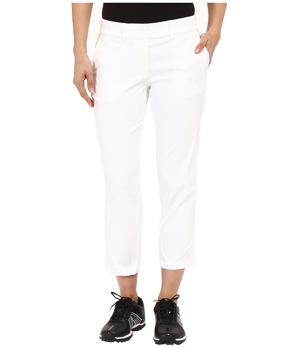 Nike Golf - Tournament Crop (White/White) Women's Casual Pants