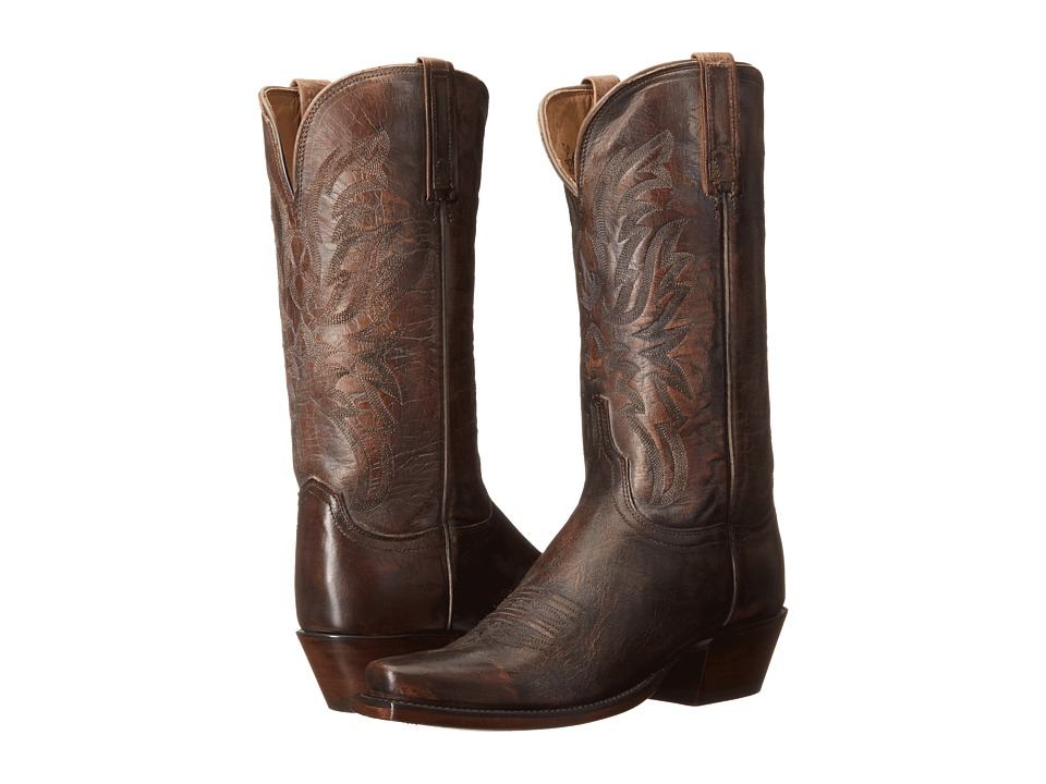 Lucchese Mabel (Pearl Bone) Cowboy Boots