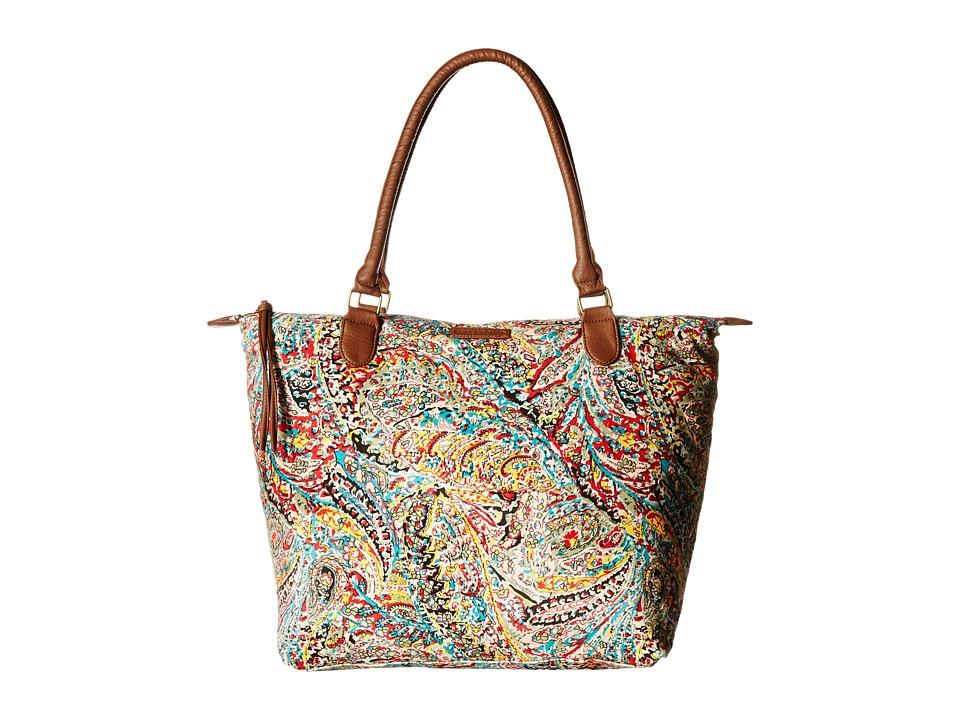 Billabong - Rift Between Seas Handbag (Multi) Tote Handbags