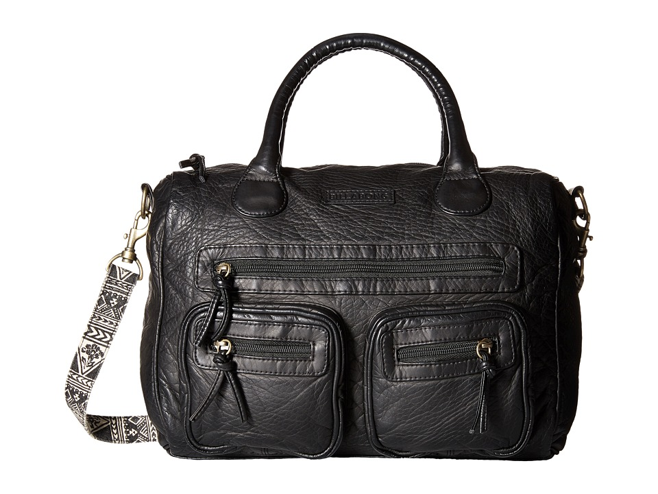 Billabong - Shore Breaks Shoulder Bag (Off-Black) Handbags