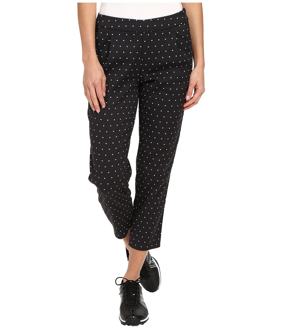 Nike Golf - Majors Print Pants (Black/White/White) Women's Casual Pants