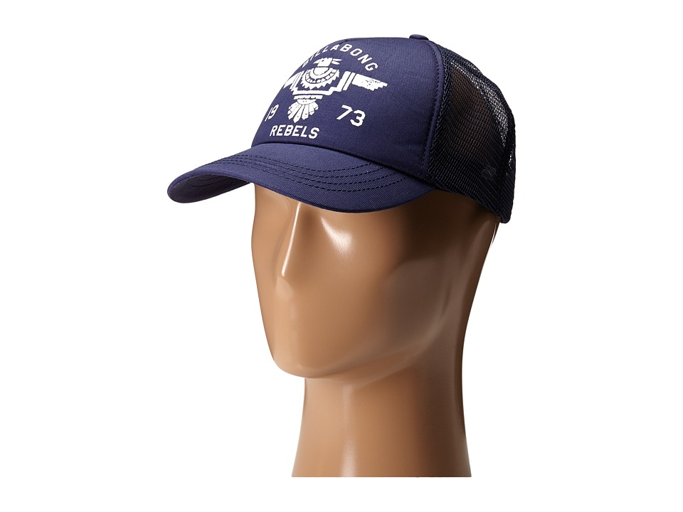 Billabong - Rebel Play Hat (Blue Cruz) Caps