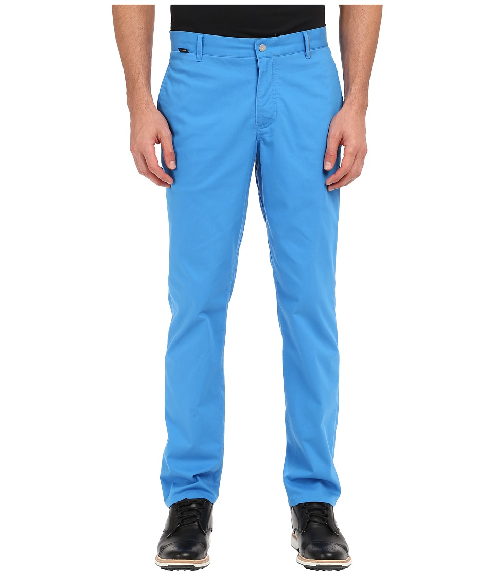 Nike Golf - Modern Fit Washed Pants (Light Photo Blue/Midnight Navy/Varsity Maize/Wolf Grey) Men's Casual Pants