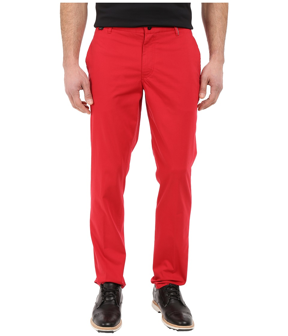 Nike Golf - Modern Fit Washed Pants (Gym Red/Midnight Navy/Black/Wolf Grey) Men's Casual Pants