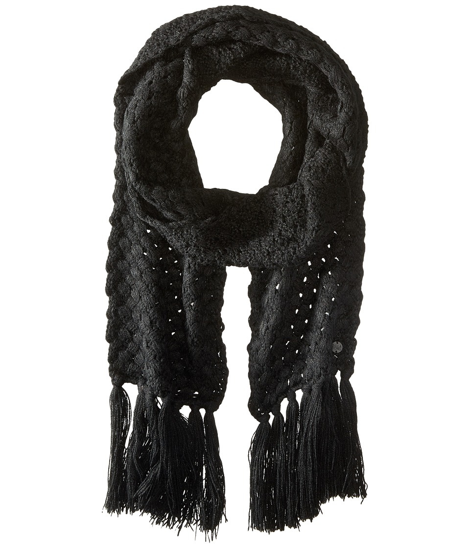 Billabong - Holidaze Scarf (Off-Black) Scarves