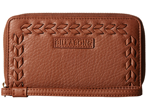 Billabong - Moonlit Exit Wallet (Desert Brown) Wallet Handbags