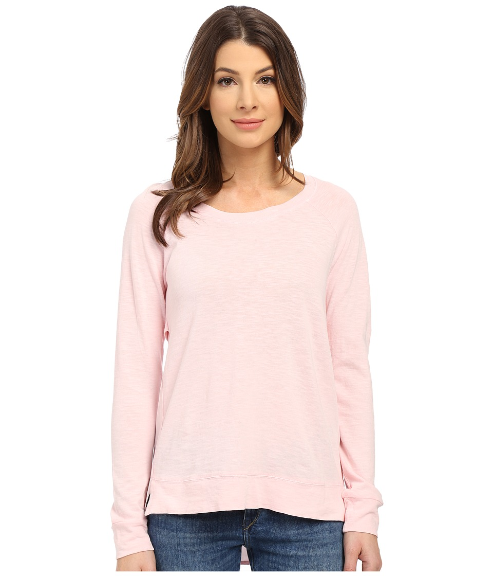 Splendid - Vista Active Pullover (Vintage Blush) Women's Clothing