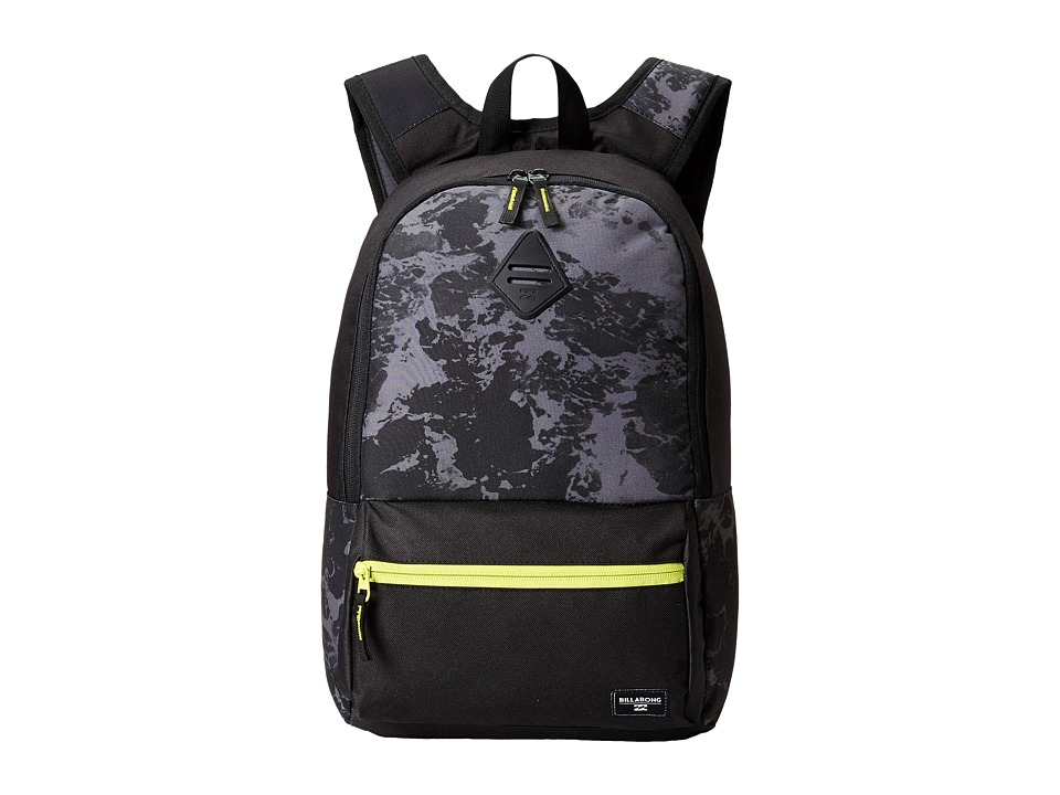 Billabong - Atom Pack (Black 1) Backpack Bags