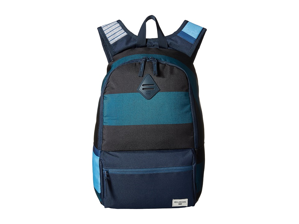 Billabong - Atom Pack (Blue) Backpack Bags