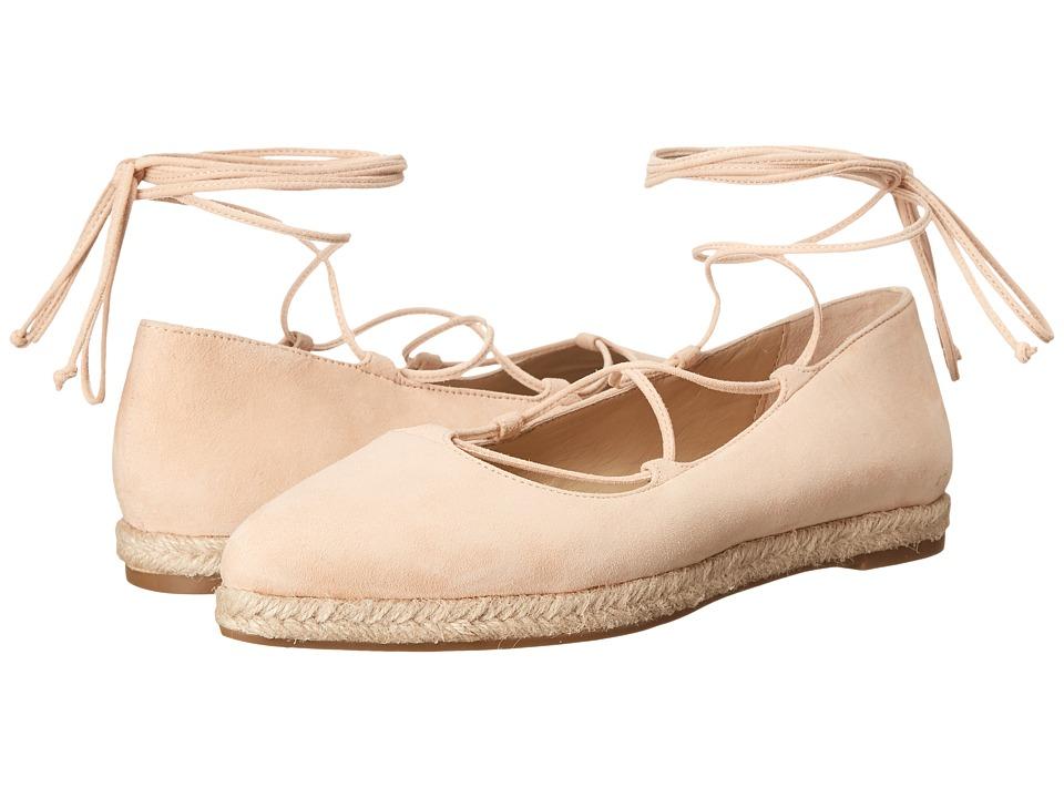 Michael Kors - Cadence (Cipria Kid Suede/Jute) Women's Flat Shoes