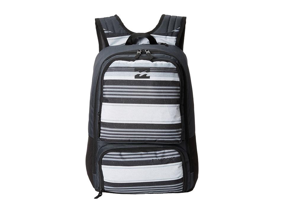 Billabong - Juggernaught Pack (Grey) Backpack Bags