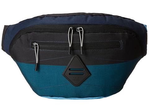 Billabong - Java Waistpack (Blue) Backpack Bags