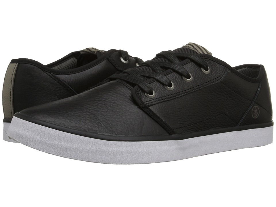 Volcom - Grimm 2 (Black Combo 1) Men's Shoes