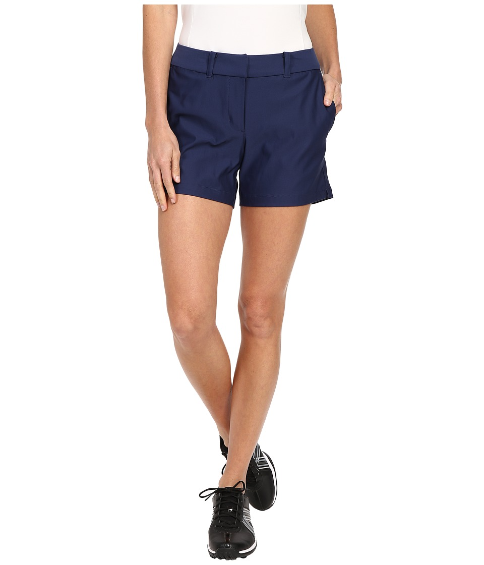 Nike Golf - Tournament Shorts (Midnight Navy/Midnight Navy) Women's Shorts