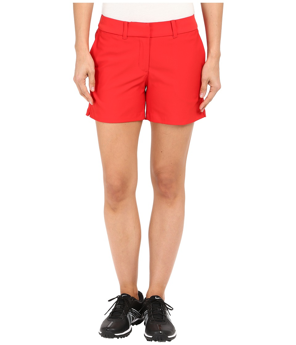 Nike Golf - Tournament Shorts (University Red/University Red) Women's Shorts