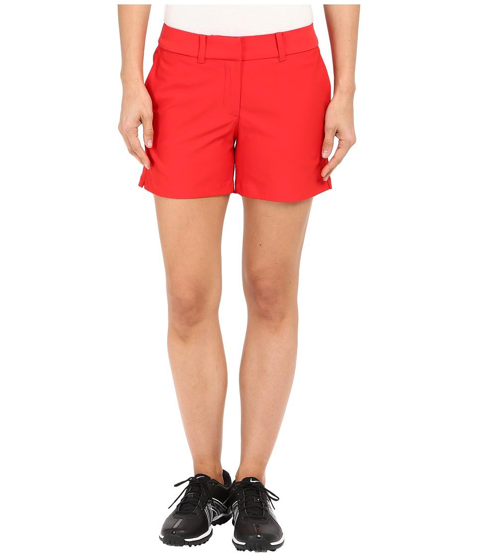 Nike Golf - Tournament Shorts (University Red/University Red) Women's Shorts