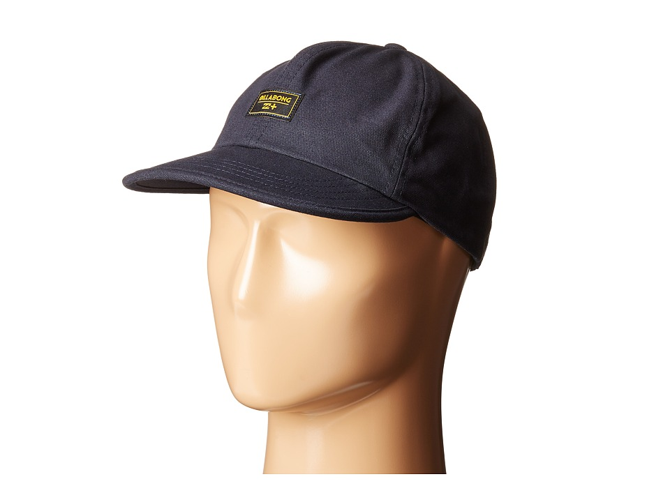 Billabong - Humboldt Hat (Indigo) Caps