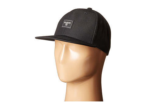 Billabong - Primary Hat (Black) Caps