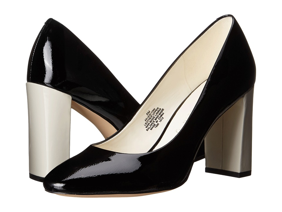 Anne Klein - Jaslynn (Black Patent) High Heels