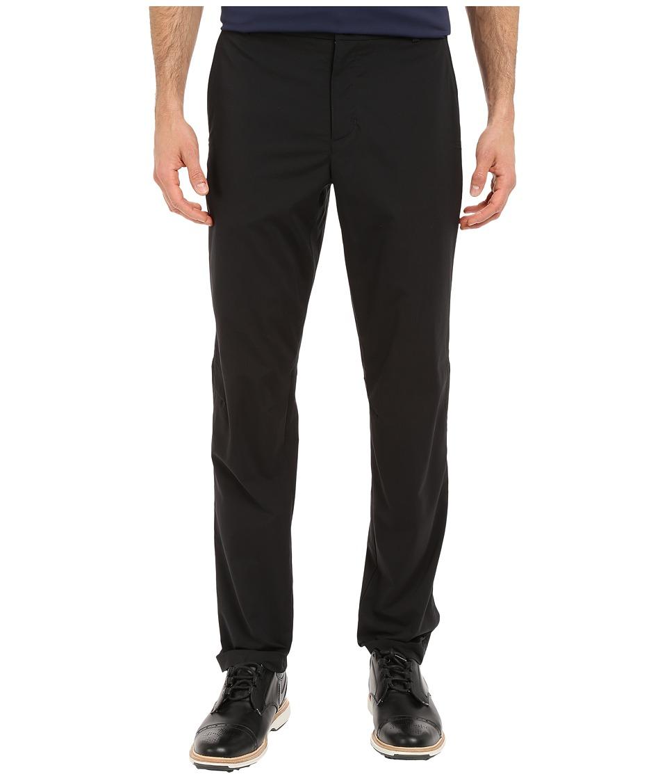 Nike Golf - Modern Tech Woven Pants (Black/Wolf Grey) Men's Casual Pants