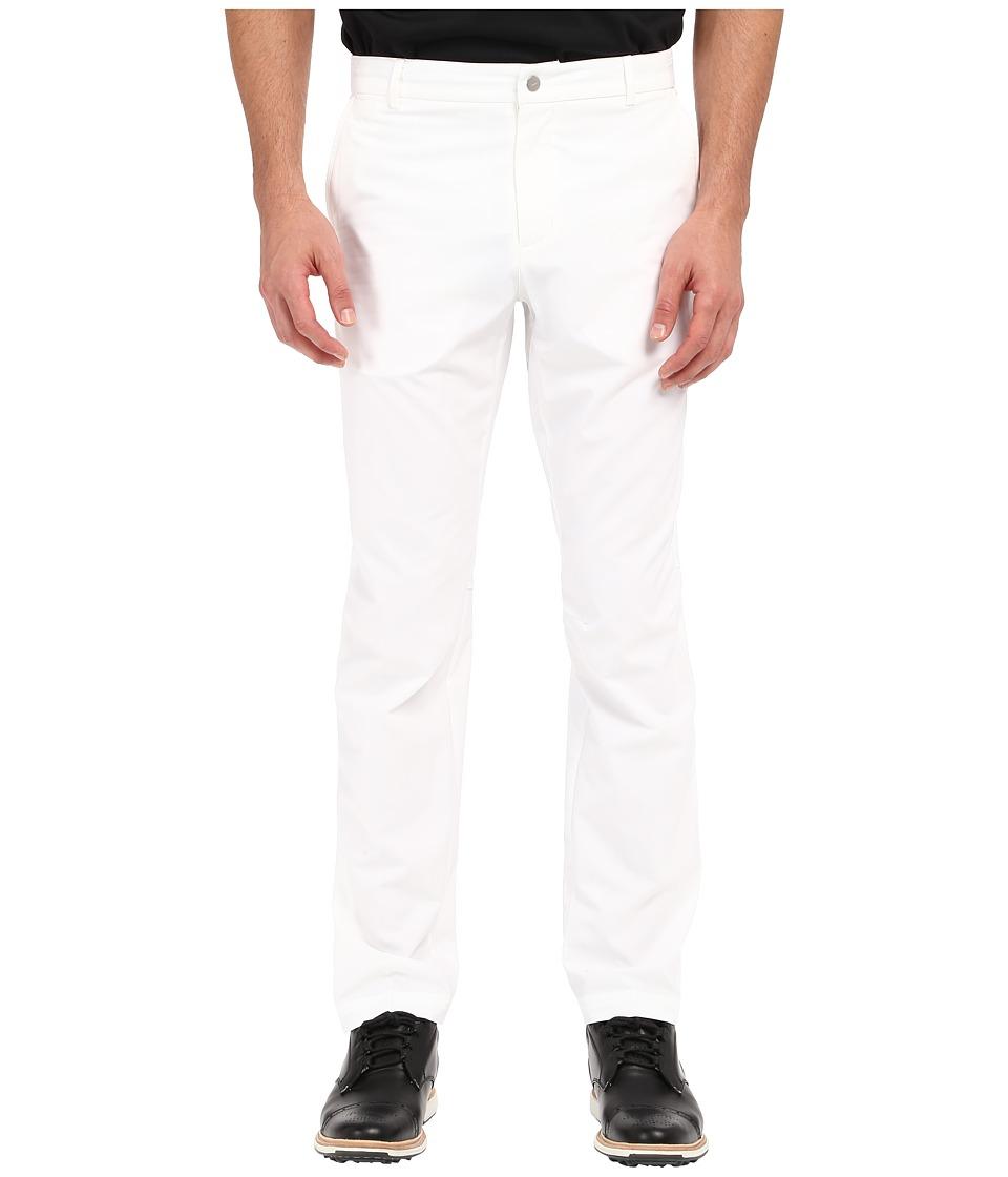 Nike Golf - Modern Tech Woven Pants (White/Wolf Grey) Men's Casual Pants