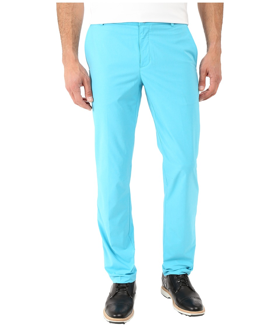 Nike Golf - Modern Tech Woven Pants (Omega Blue/Wolf Grey) Men's Casual Pants