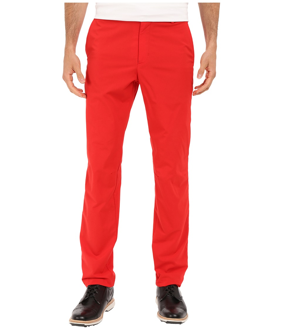 Nike Golf - Modern Tech Woven Pants (University Red/Wolf Grey) Men's Casual Pants
