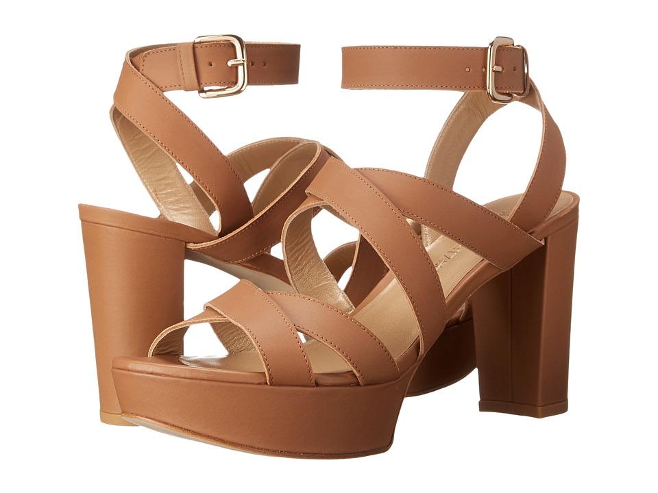 Stuart Weitzman - Chorusline (Miel Vachetta) Women's Shoes