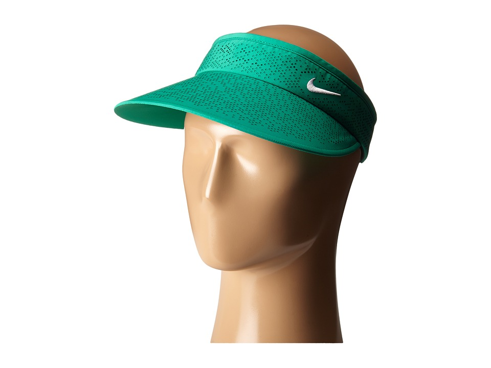 Nike Golf - Big Bill Visor 2.0 (Voltage Green/White/White) Casual Visor