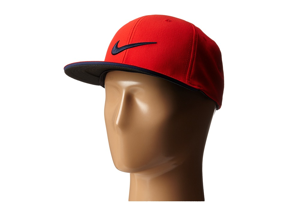 Nike Golf - True Tour Cap (University Red/Midnight Navy/Midnight Navy) Caps