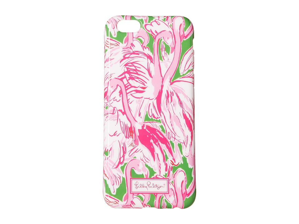 Lilly Pulitzer - iPhone 6 Cover (Prep Green Pink Colony) Cell Phone Case
