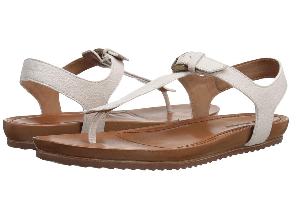 Trask - Hollyn (White Soft Calfskin) Women's Sandals