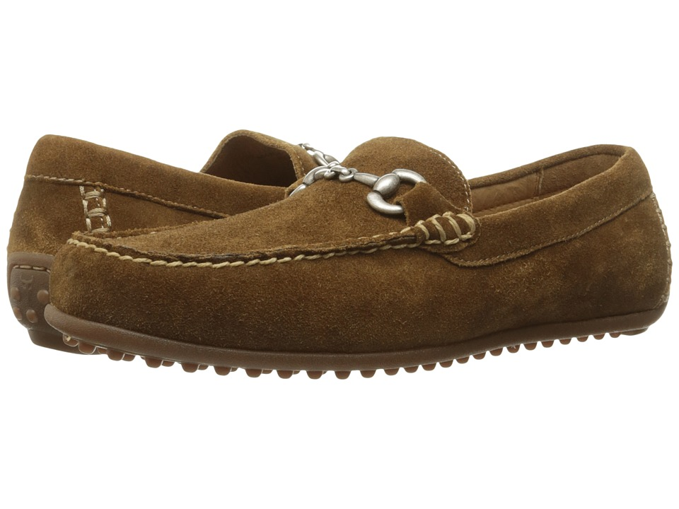 Trask Dane (Whiskey Water-Resistant Suede) Men