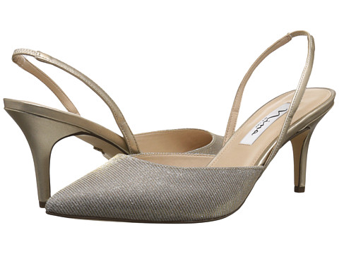 Nina - Terri (Natural/Soft Gold) High Heels