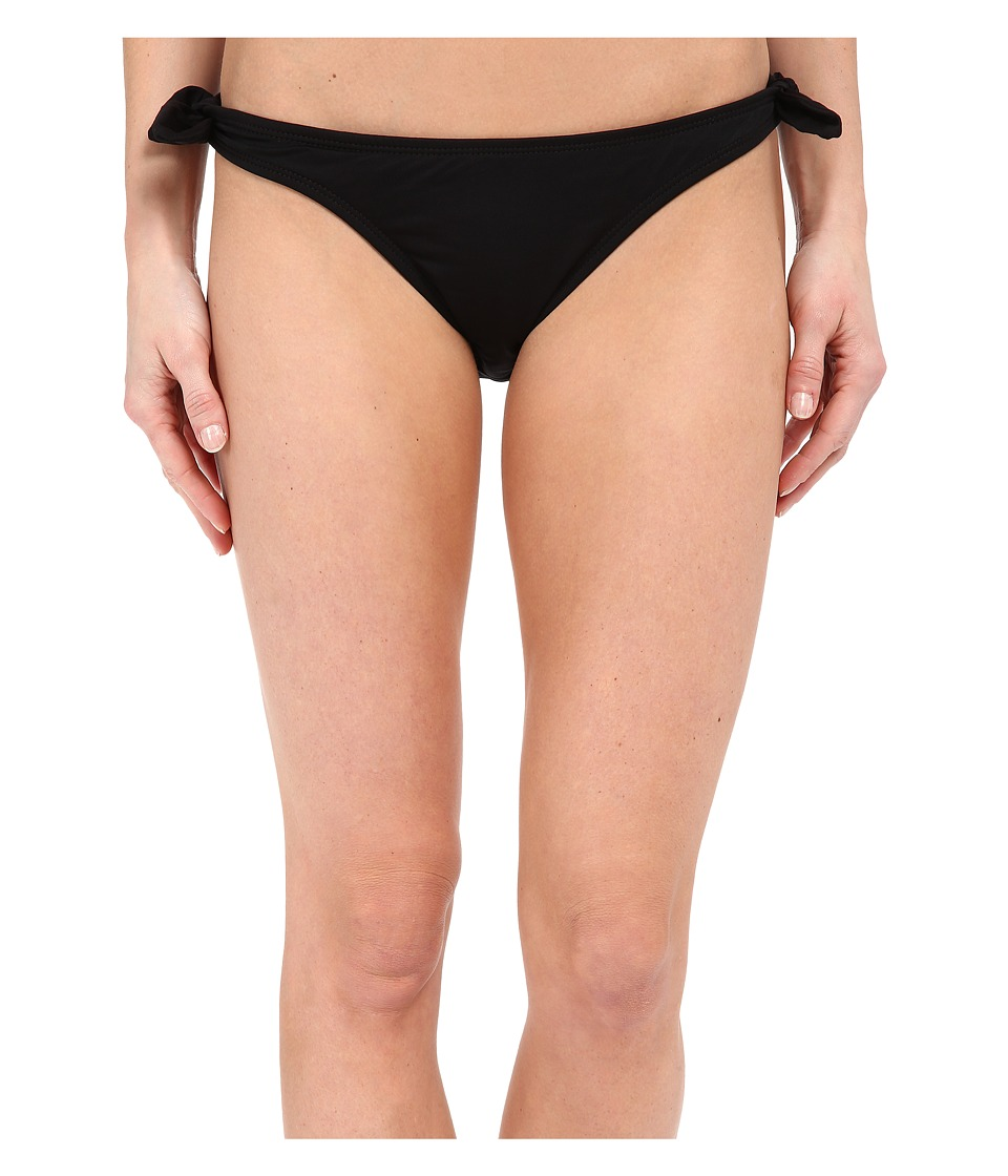 Shoshanna - Soft Black Bow Bottoms (Black) Women's Pajama