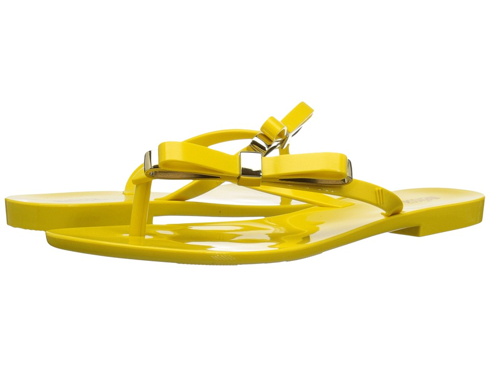 Melissa Shoes - Harmonic Make a Wish II (Yellow) Women's Dress Sandals