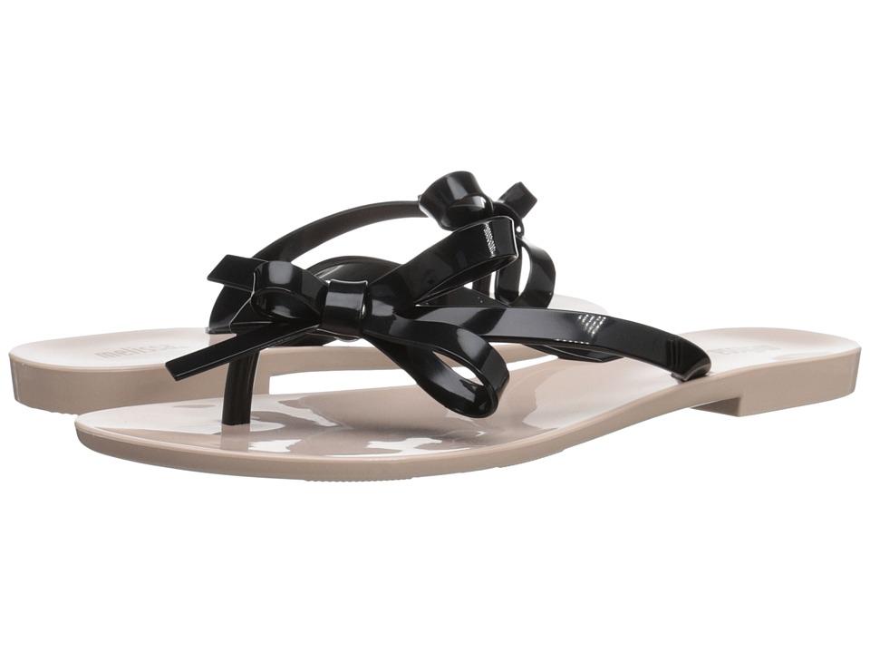 Melissa Shoes - Harmonic X (Pink/Black) Women's Dress Sandals