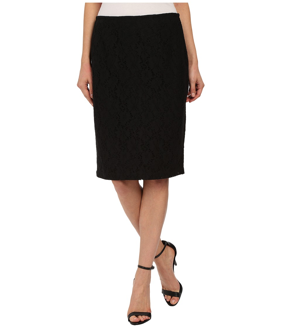 Pendleton - Lace Skirt (Black Lace) Women