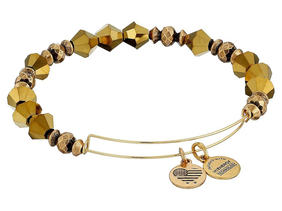 Alex and Ani - Retro Glam Wonder Expandable Bracelet (Golden Luster) Bracelet