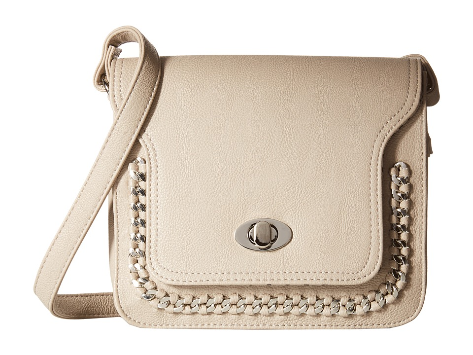 Madden Girl - Mgwheelz (Stone) Cross Body Handbags