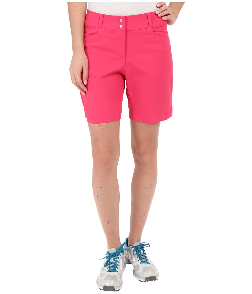 adidas Golf - Essential Shorts 7 (Raspberry Rose) Women's Shorts