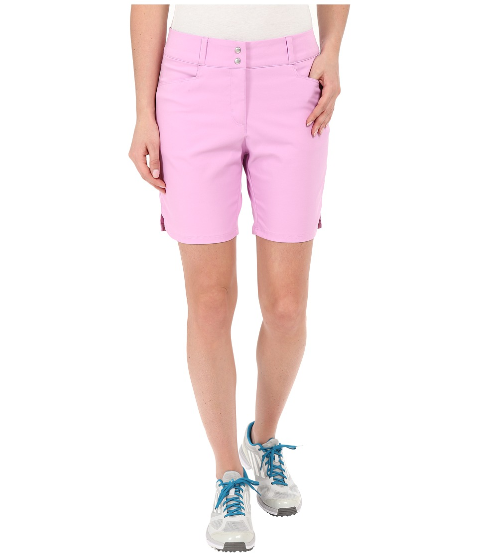 adidas Golf - Essential Shorts 7 (Wild Orchid) Women's Shorts
