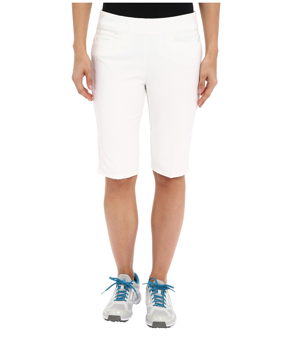 adidas Golf - adiStar Bermuda Shorts (White) Women's Shorts