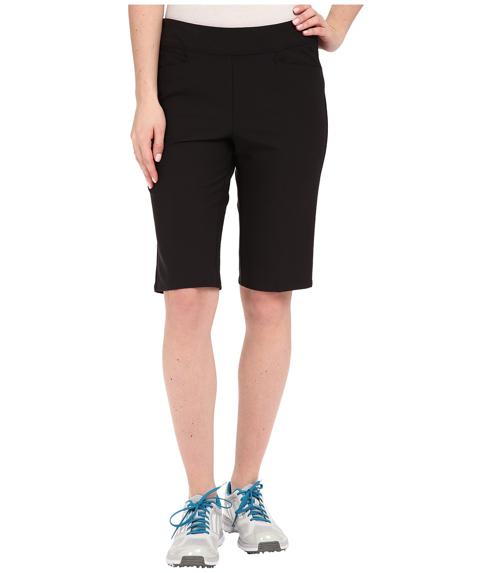 adidas Golf - adiStar Bermuda Shorts (Black) Women's Shorts