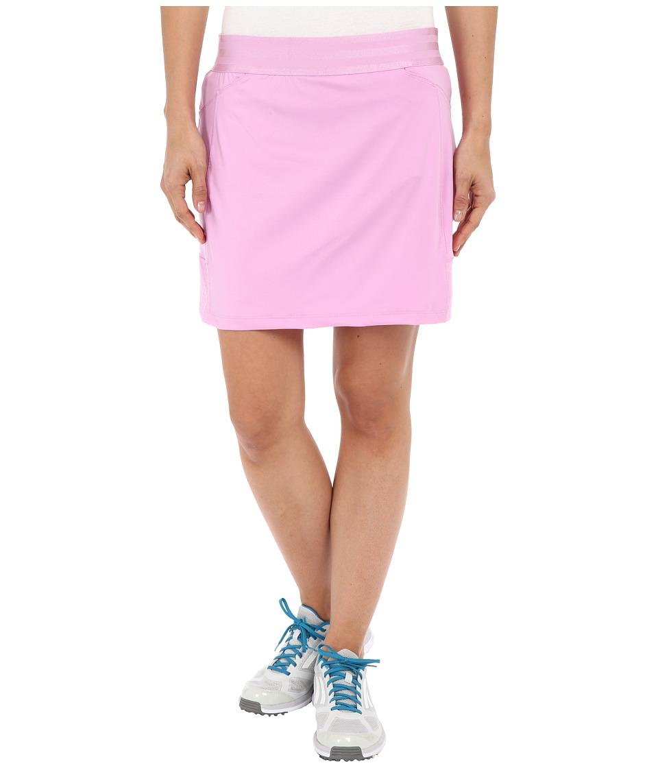 adidas Golf adiStar Rangewear Skort (Wild Orchid) Women