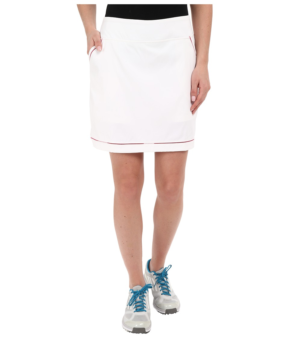 adidas Golf - Tour Venting Skort (White) Women's Skort
