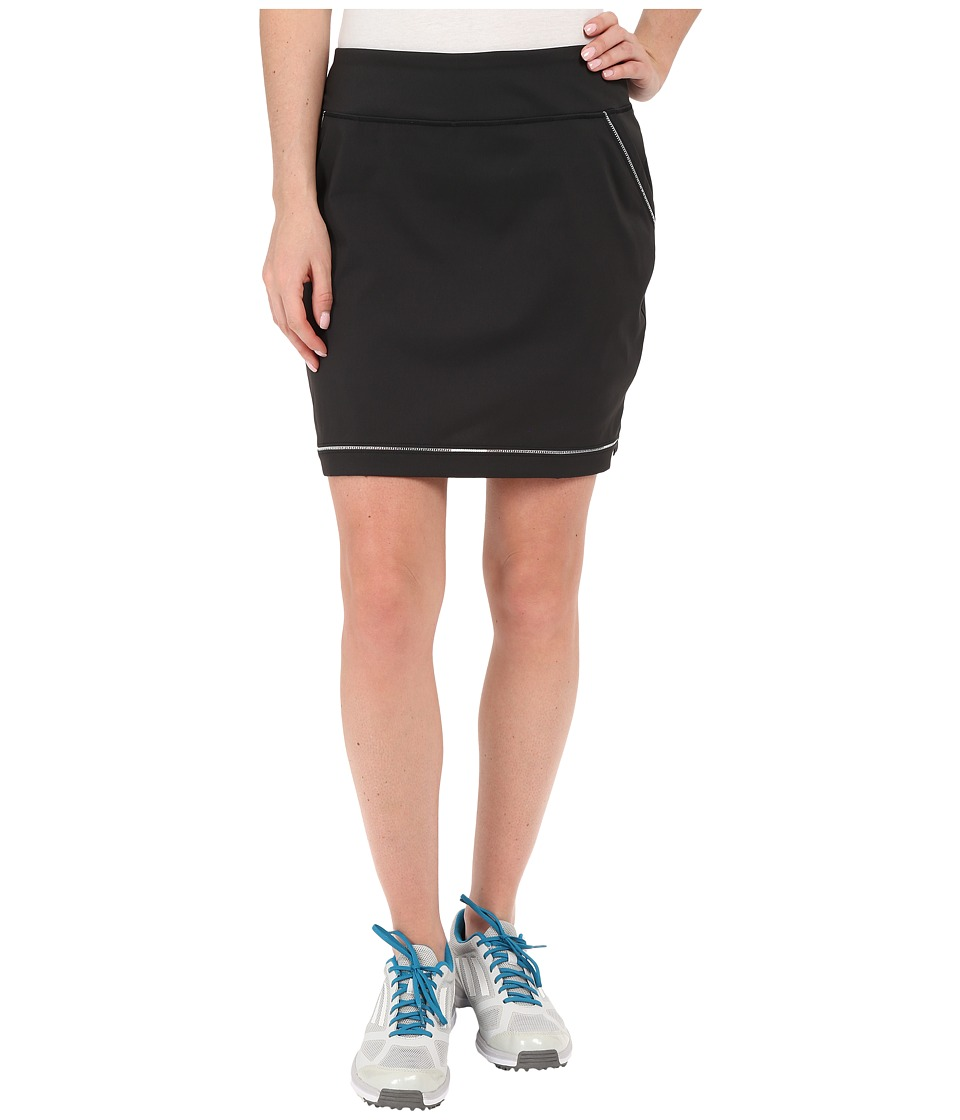 adidas Golf - Tour Venting Skort (Black) Women's Skort
