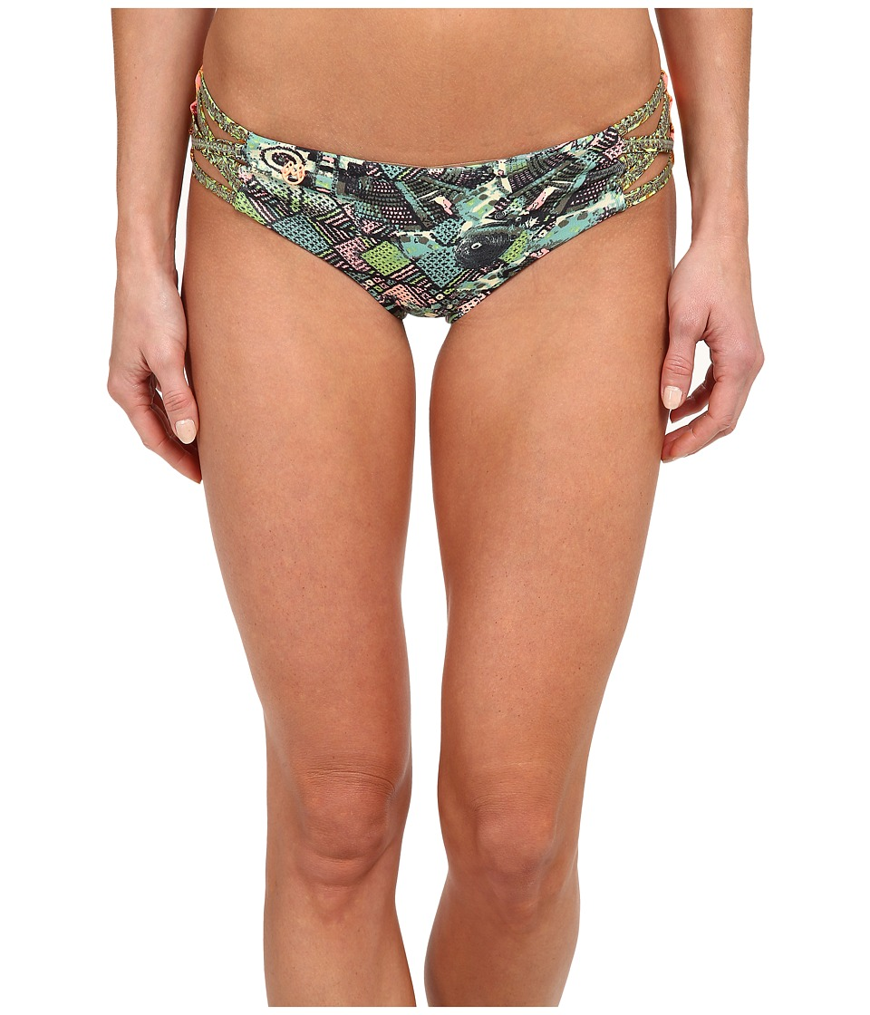 Maaji - Laurie Safari Signature Cut Bottom (Multi) Women's Swimwear